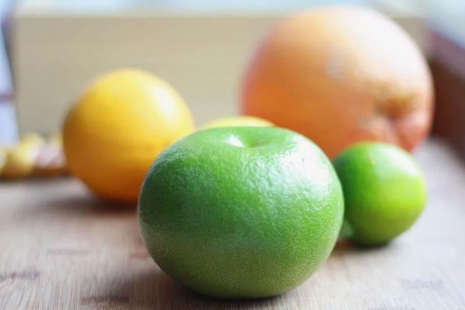 Отличие грейпфрута от помело и свити
