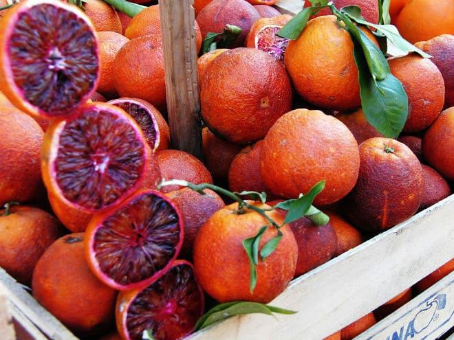 Урожай кровавых апельсинов