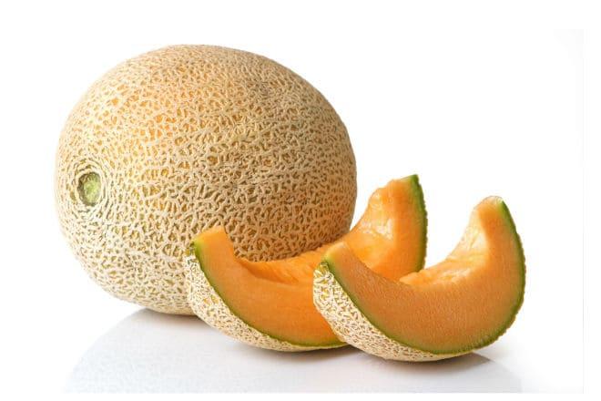 Что Как выглядит плод канталупы?