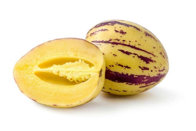Что такое фрукт пепино?