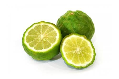 Как выглядит фрукт каффир-лайм?