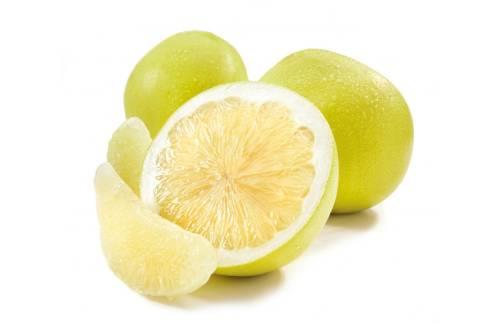 Как выглядит фрукт помело?
