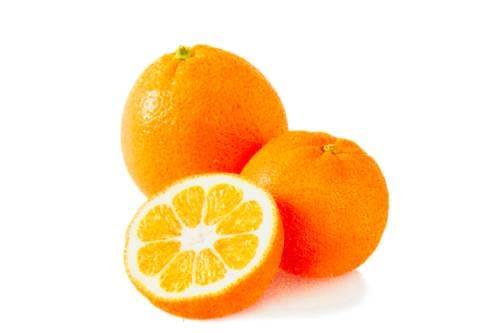 Как выглядит фрукт померанец?