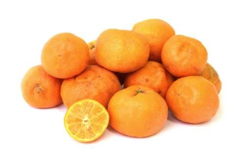 Плоды лимандарина