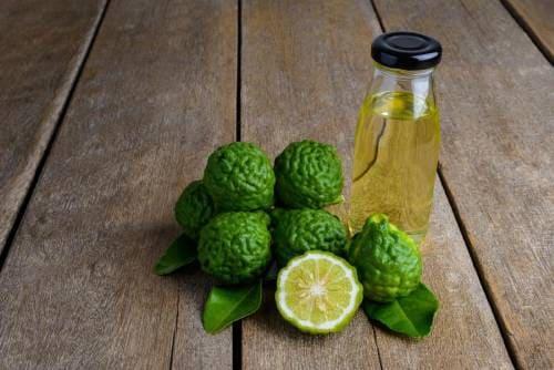 Эфирное масло из плодов бергамота