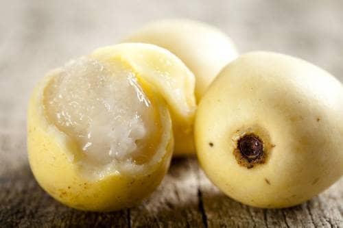 Мякоть плодов марулы